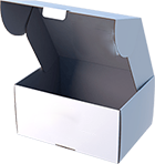 Printed Currogated Mailing Boxes